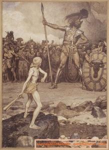 David si Goliat