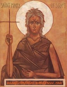 Sfanta Maria Egipteanca (unsufletortodox)