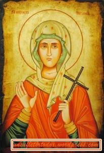 Sfanta Mucenita Tatiana (unsufletortodox)