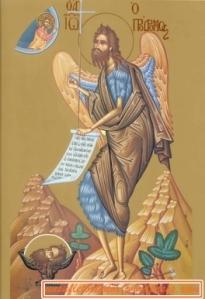 Sfantul Ioan Botezatorul (unsufletortodox)