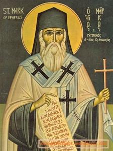 Sfantul Marcu al Efesului (unsufletortodox)