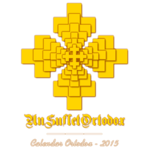 Calendar Ortodox - 2015 - USO