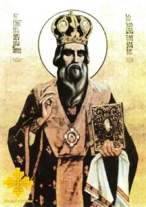 lcoana Sfintului Iosif cel Nou de la Partos.