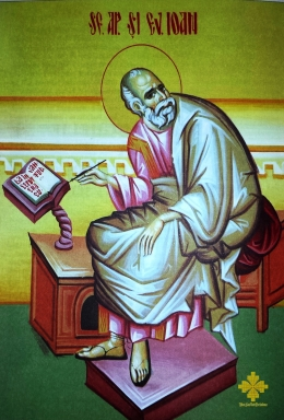 Sfantul Apostol si Evanghelist Ioan - unsufletortodox