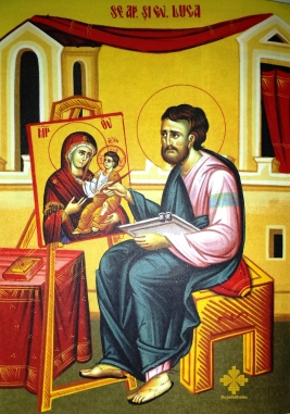 Sfantul Apostol si Evanghelist Luca - unsufletortodox