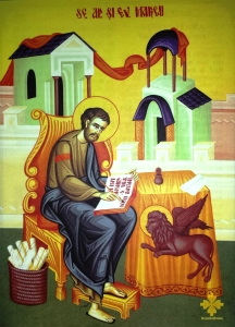 Sfantul Apostol si Evanghelist Marcu - unsufletortodox