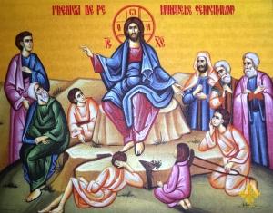 Predica de pe Muntele Fericirilor - unsufletortodox